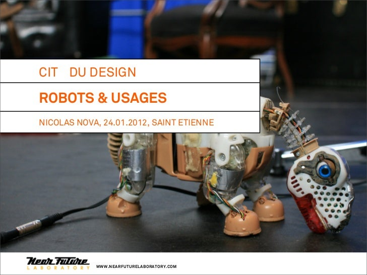 Robots & Usages