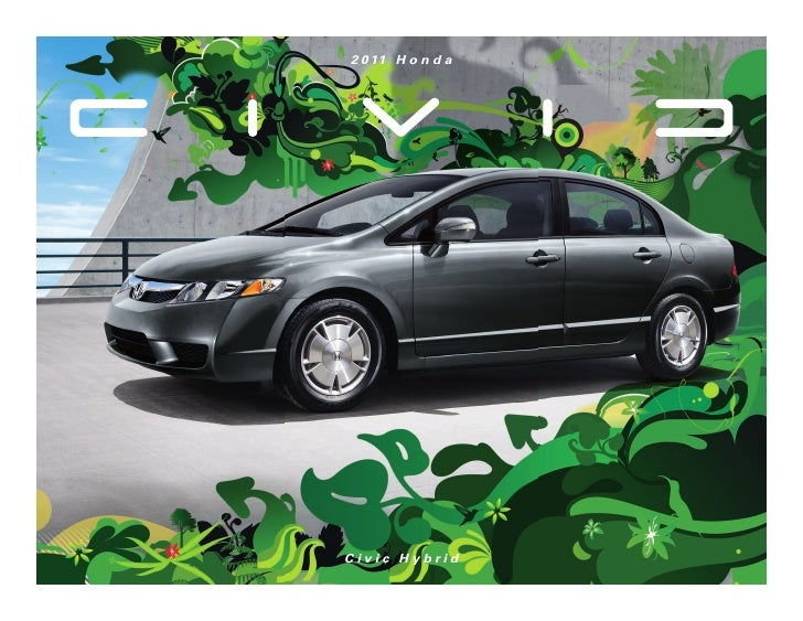2011 Honda Civic Hybrid Factsheet | DCH Honda of Temecula
