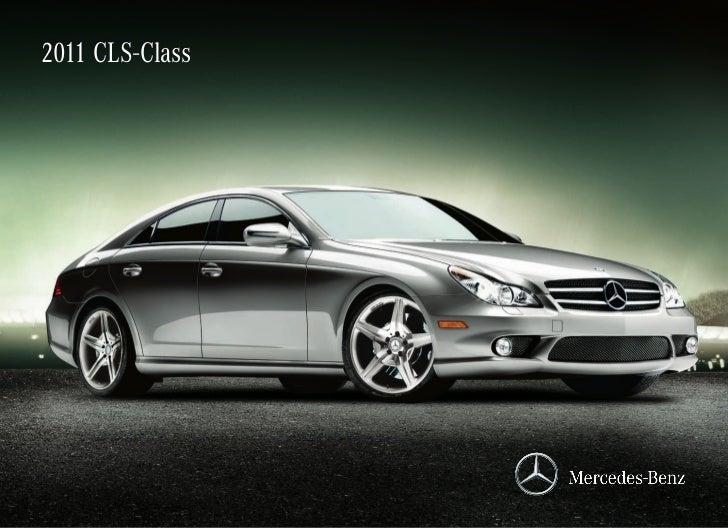 2011 cls-class Mercedes-Benz Benzel Busch