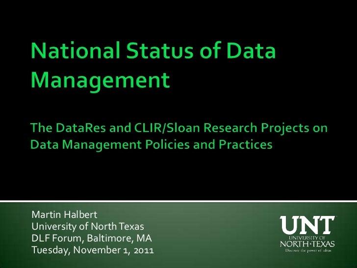 2011 dlf-halbert-data res