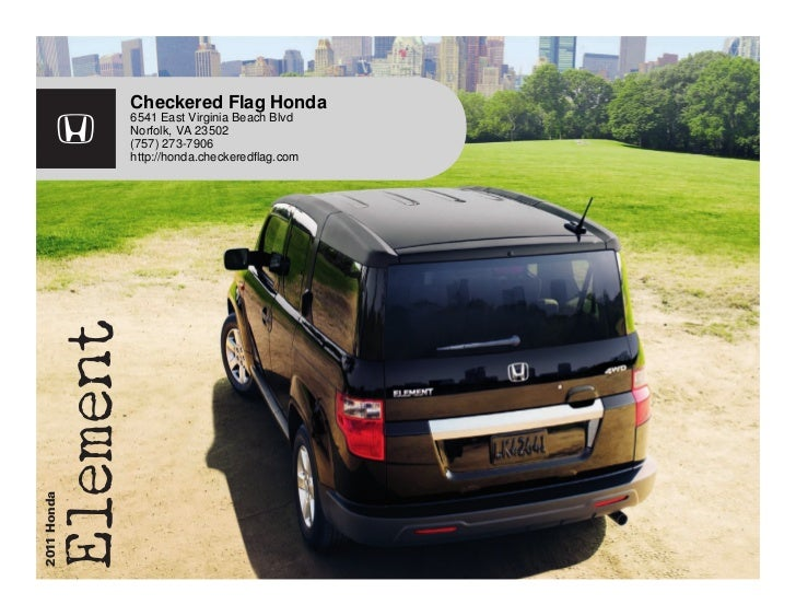 2011 honda element for sale near virginia beach va