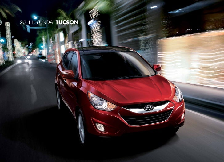 2011 Hyundai Tucson Hampton