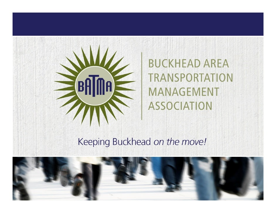 BATMAThe Buckhead Area Transportation Management Association (BATMA)  works cooperatively with community partners to impro...