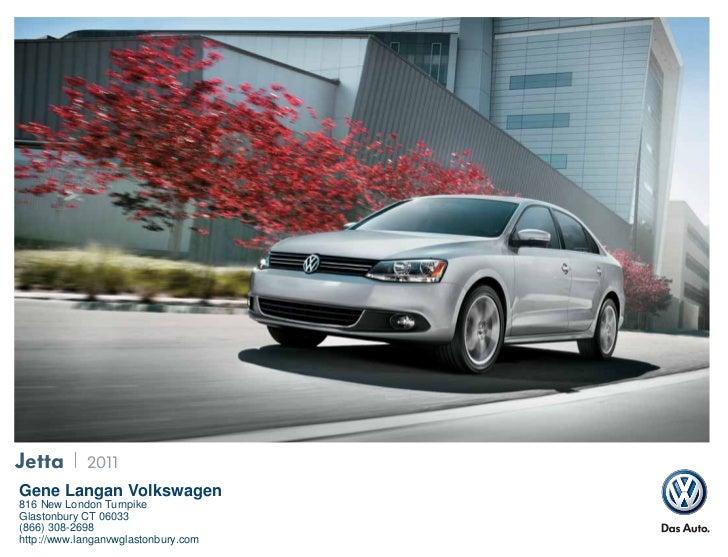 2011 Volkswagen Jetta In Glastonbury  CT | Gene Langan Volkswagen