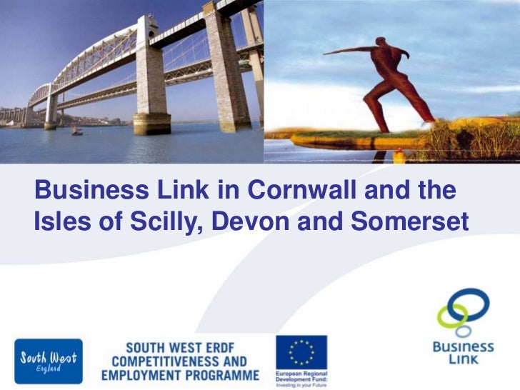 Business Link in Cornwall and the Isles of Scilly, Devon and Somerset<br />