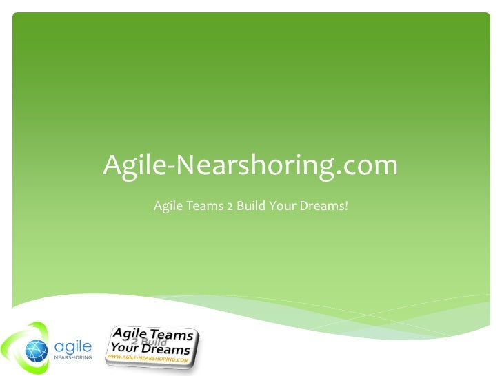 Agile Nearshoring Solutions