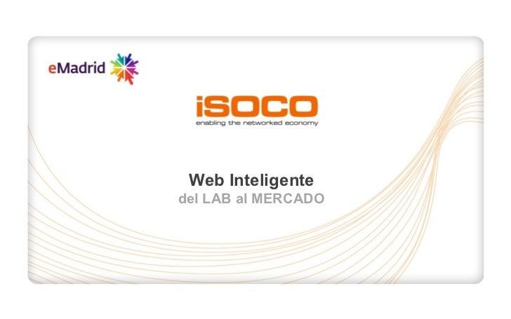 Web Inteligente del LAB al MERCADO