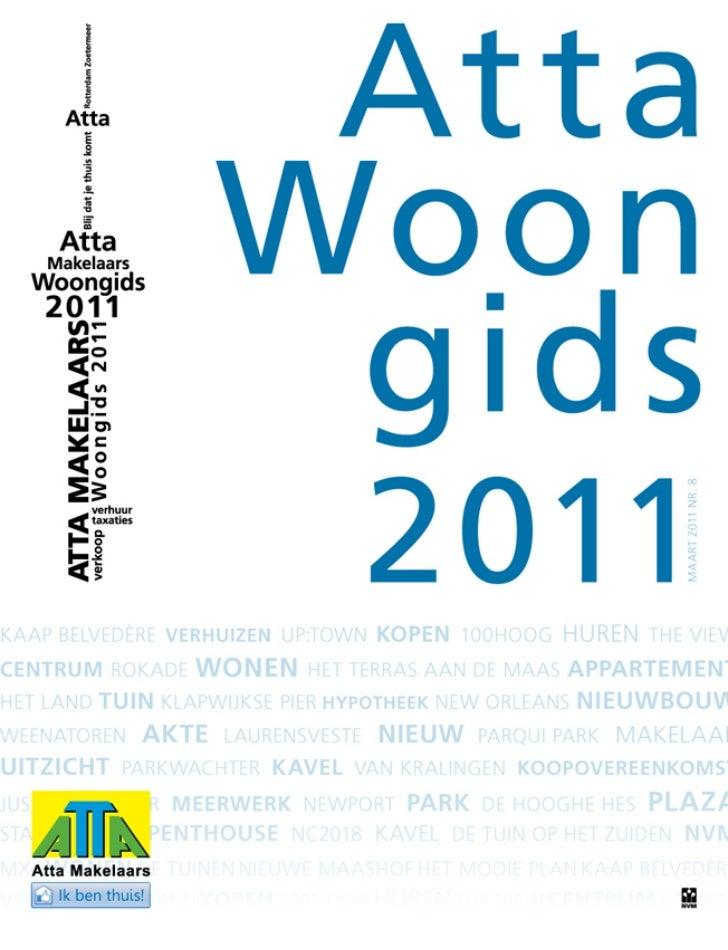 Atta Makelaars Woongids 2011