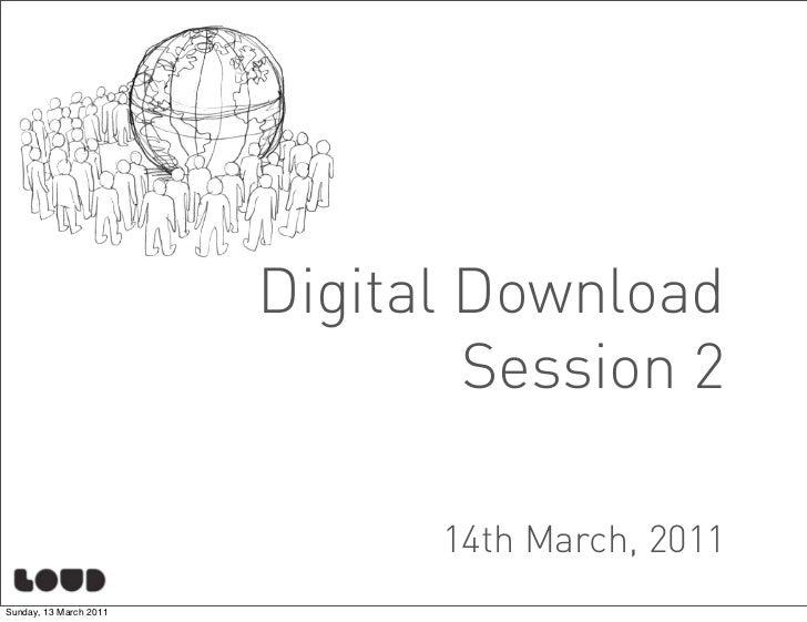 LOUD - Digital Download - Week 2