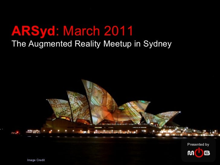 ARSyd March 2011