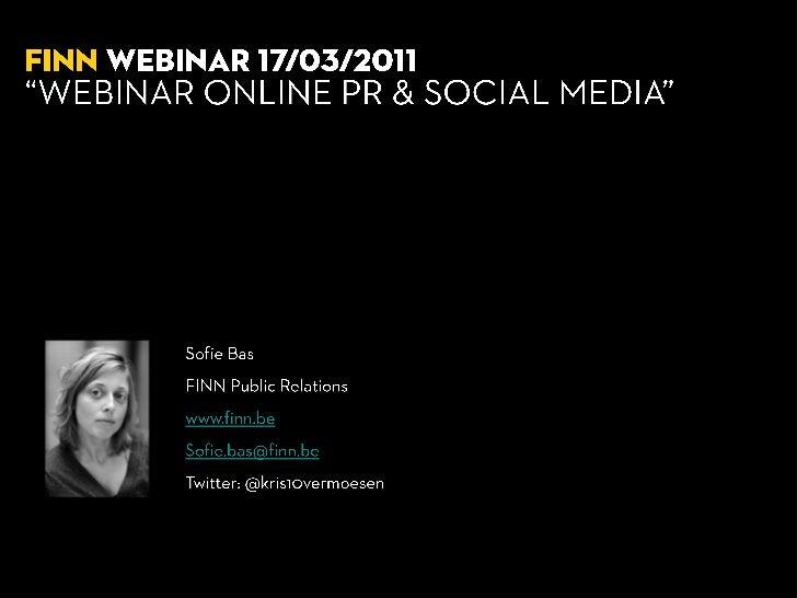 2011_03_Webinar social media & online pr