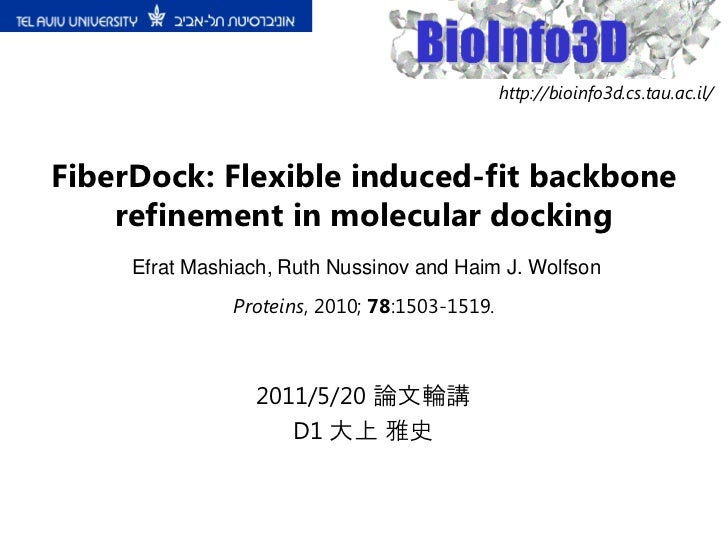 FiberDock: Flexible Protein Docking with Normal Mode