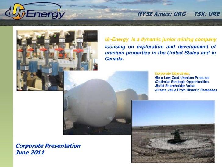 20110602 ure corporate presentation (june 2011)
