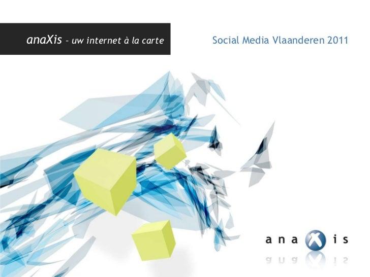 Social Media Vlaanderen 2011<br />