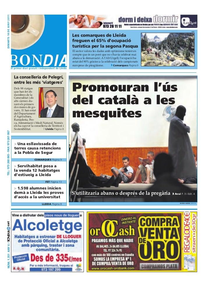 Bondia Lleida 14062011