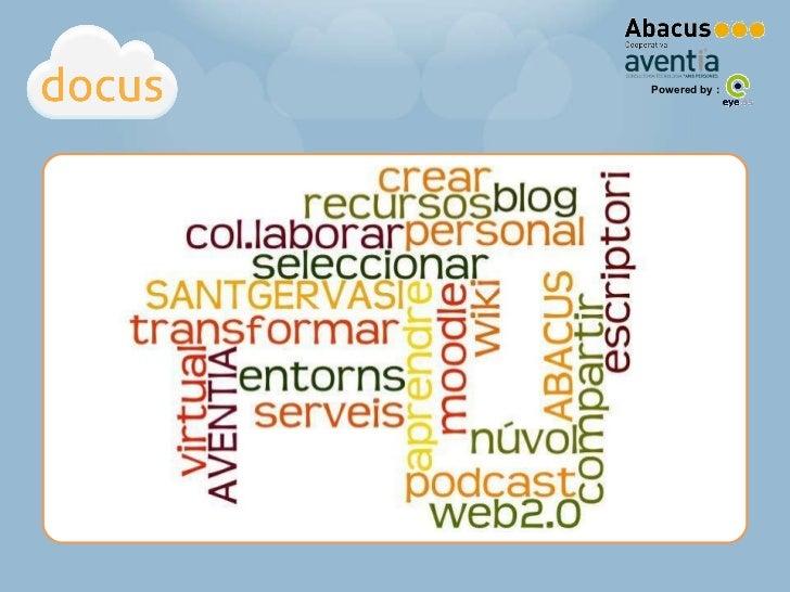 2011 06 15 presentacio docus