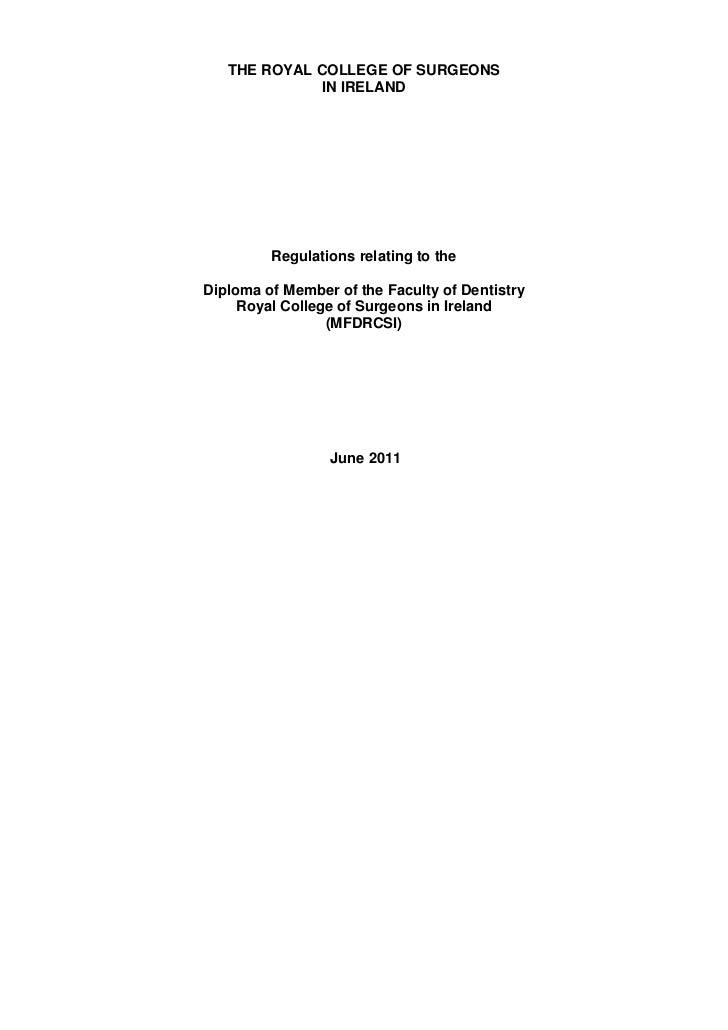 20110630021336 mfd exam regulations (june 201