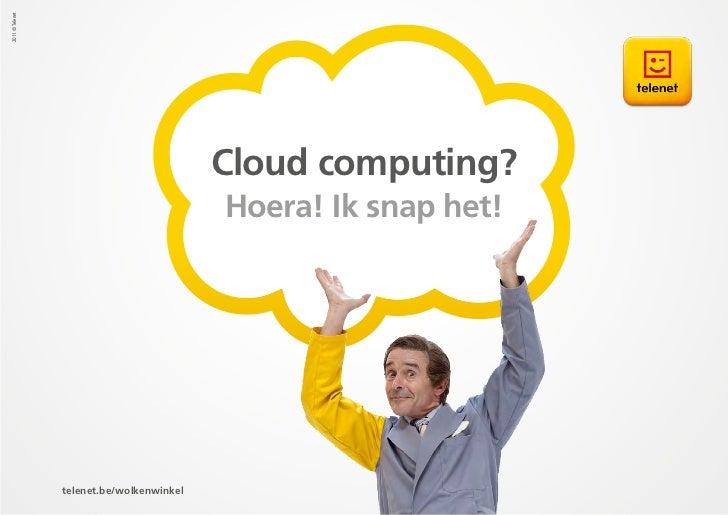 Wat is Cloud Computing?