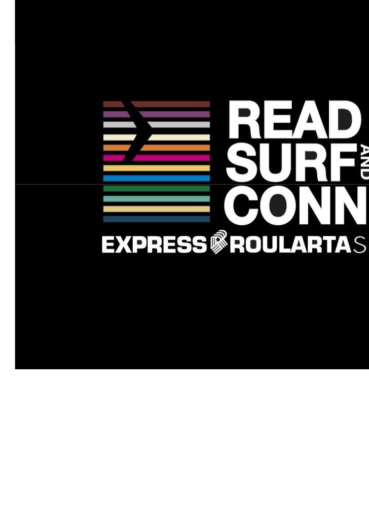 Express Roulartaen mode digital