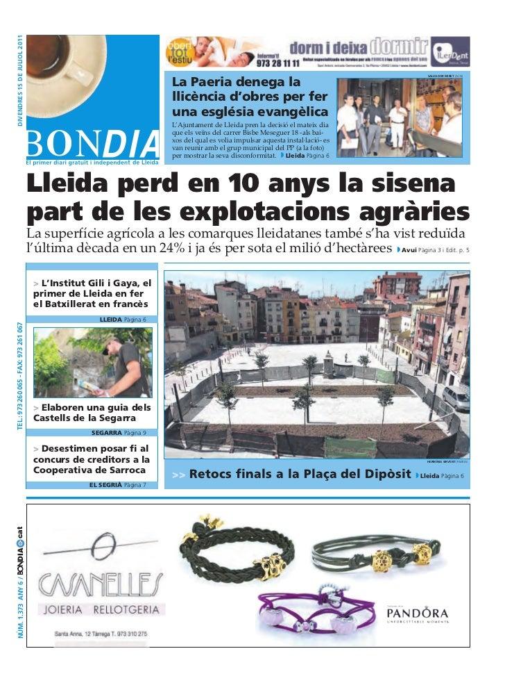 Bondia Lleida 15072011