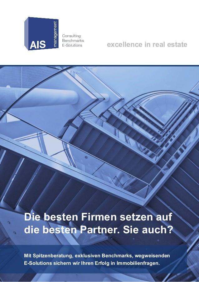 Imagebroschüre AIS Management GmbH