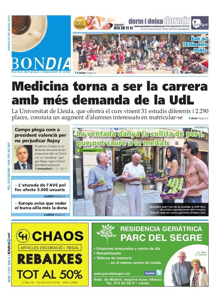 Bondia Lleida 21072011