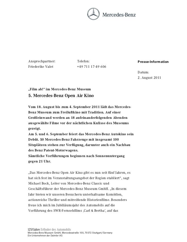 Ansprechpartner:                        Telefon:                         Presse-InformationFriederike Valet               ...