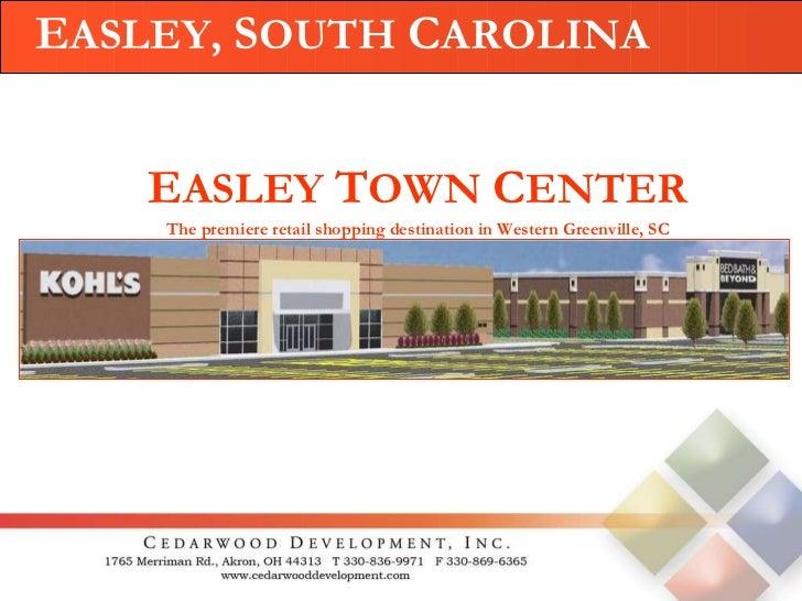 2011.07.27 Easley Linked In Slideshare Presentation