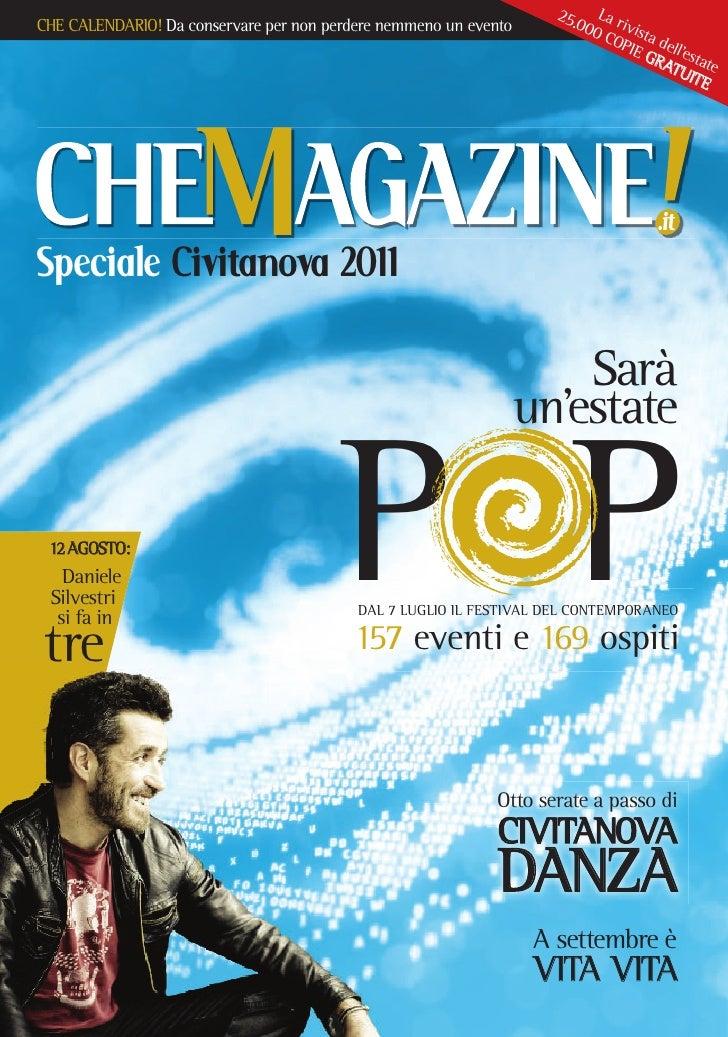 CheMagazine! Civitanova 2011