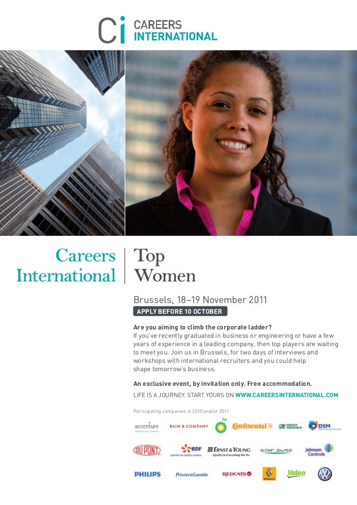 Top Women Event 2011 (poster)
