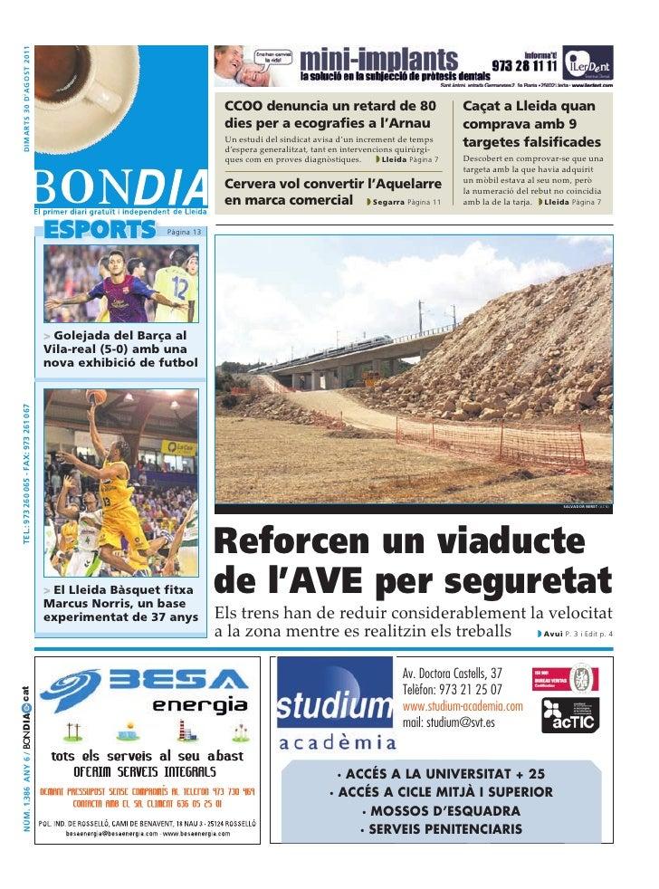 Bondia Lleida 30082011