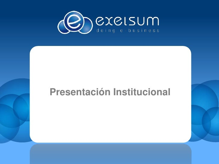 Exelsum | Publicidad Online, Marketing Digital y Outsourcing