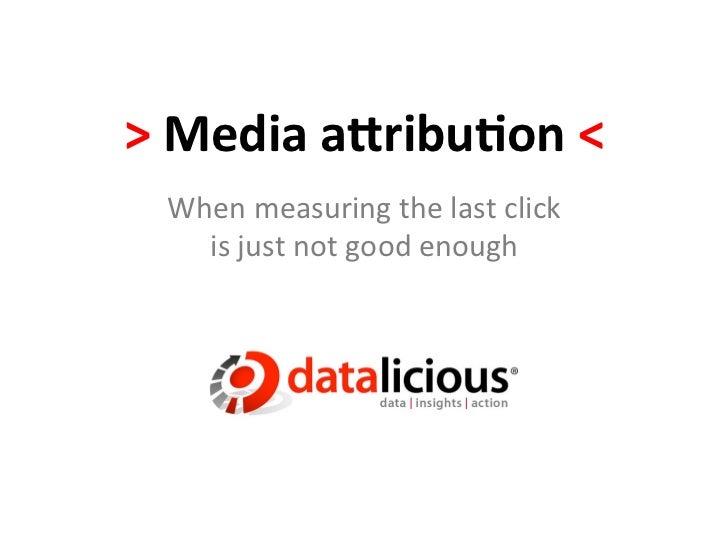 FSO: Media Attribution