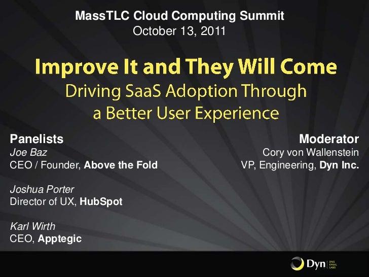 20111013   mass tlc cloud computing summit, cory v