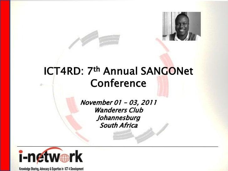 i-Network Presentation