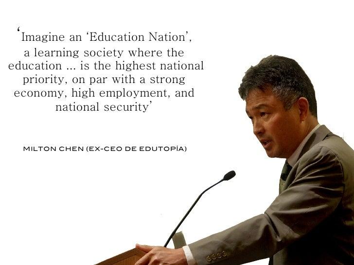 MILTON CHEN (EX-CEO DE EDUTOPÍA)