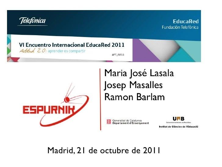 Madrid, 21 de octubre de 2011