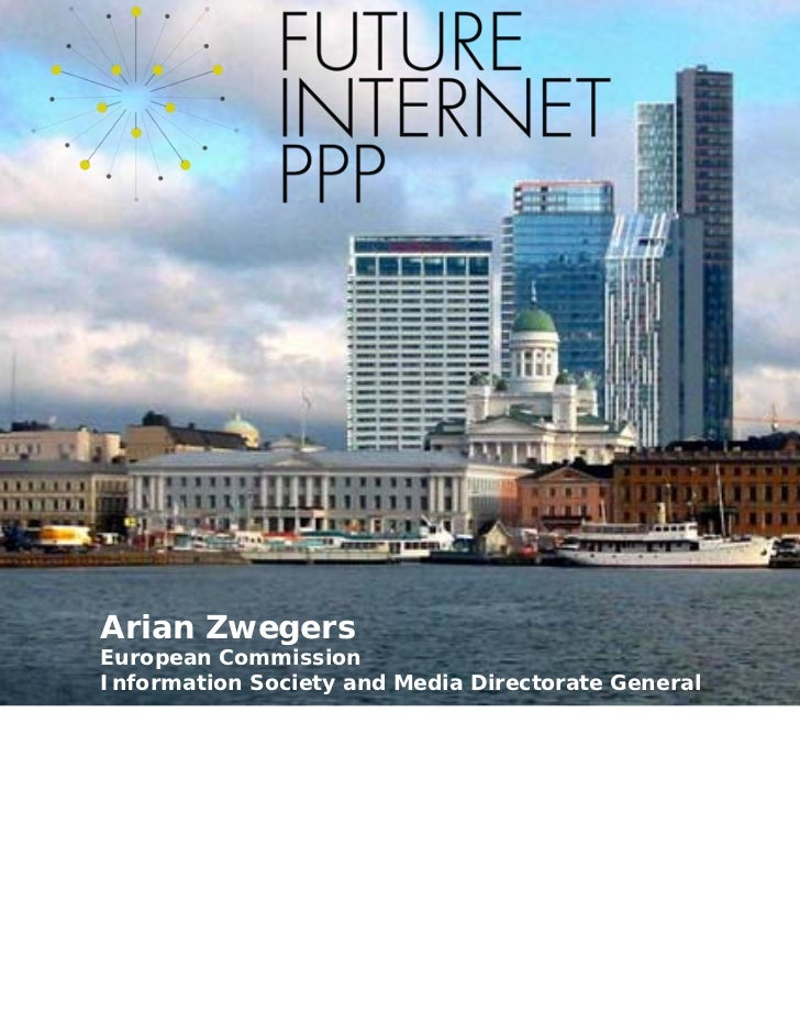 Arian ZwegersEuropean CommissionInformation Society and Media Directorate General