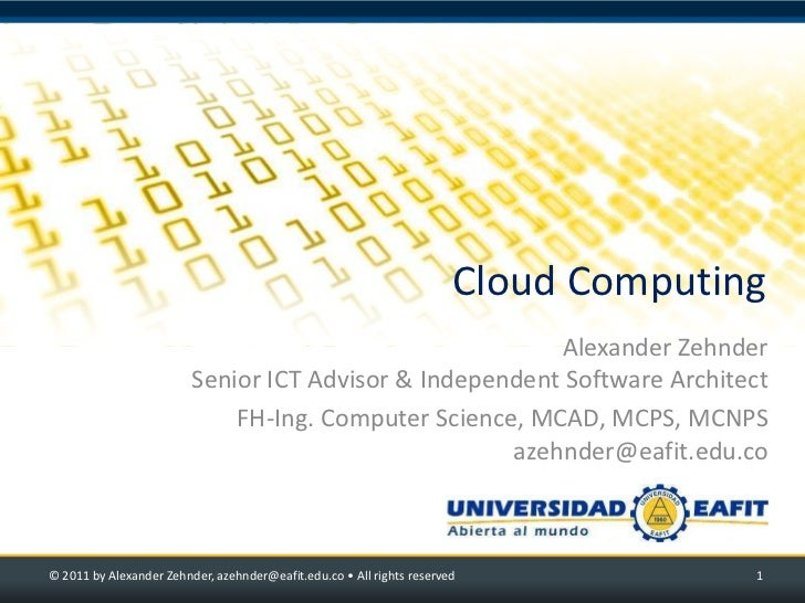 Entorno de Cloud Computing
