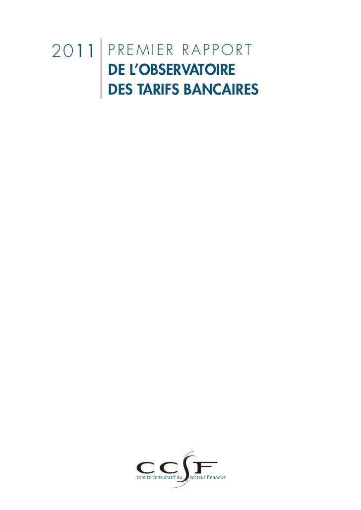 20111121 rapport observatoire frais bancaires