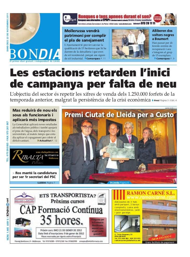 BonDia Lleida 23112011
