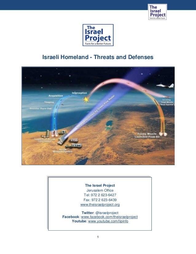 1 The Israel Project Jerusalem Office Tel: 972 2 623-6427 Fax: 972 2 623-6439 www.theisraelproject.org Twitter: @israelpro...