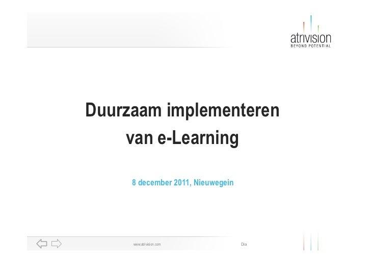 20111208 e learning zorg