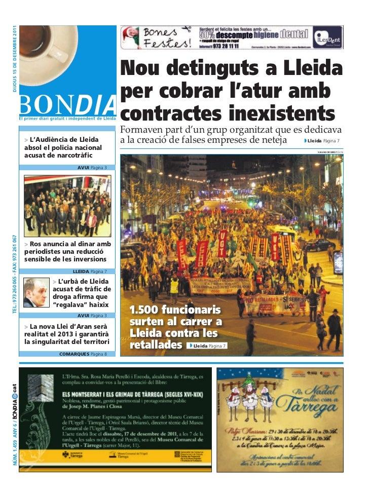 BonDia Lleida 15122011
