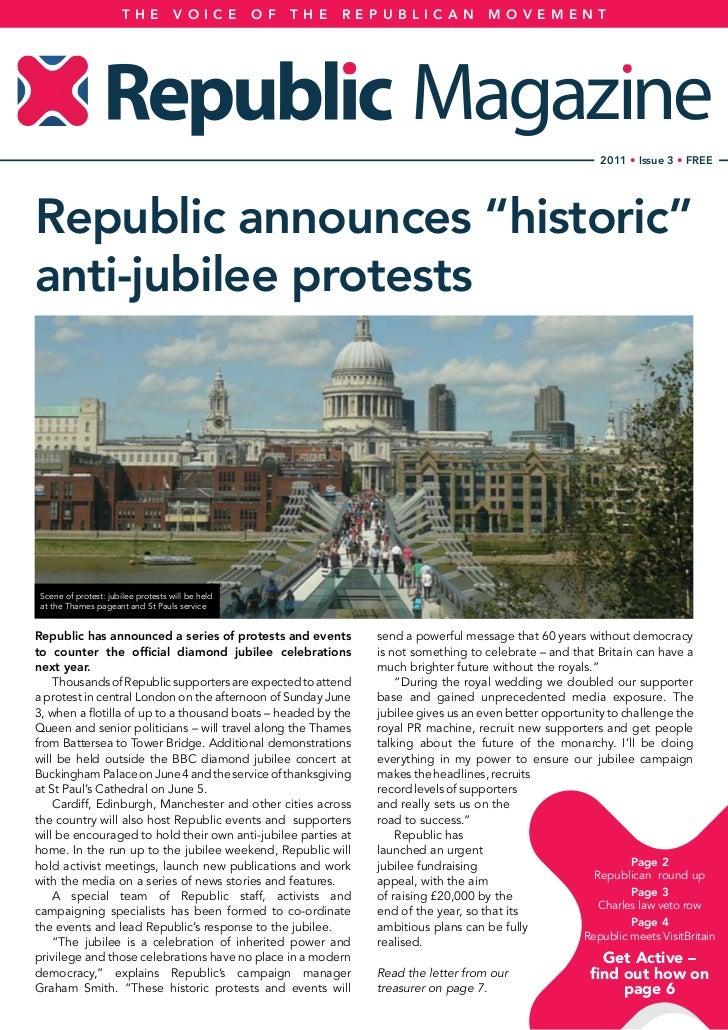 Republic Magazine | 2011 | Issue 3