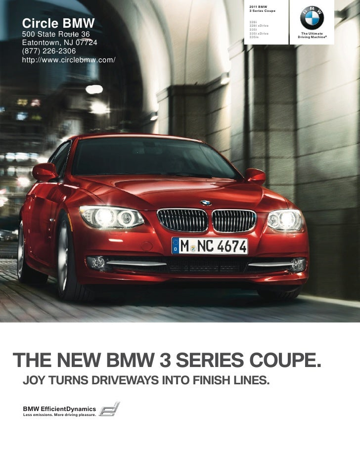  BMW                                           Series Coupe    Circle BMW                               i         ...