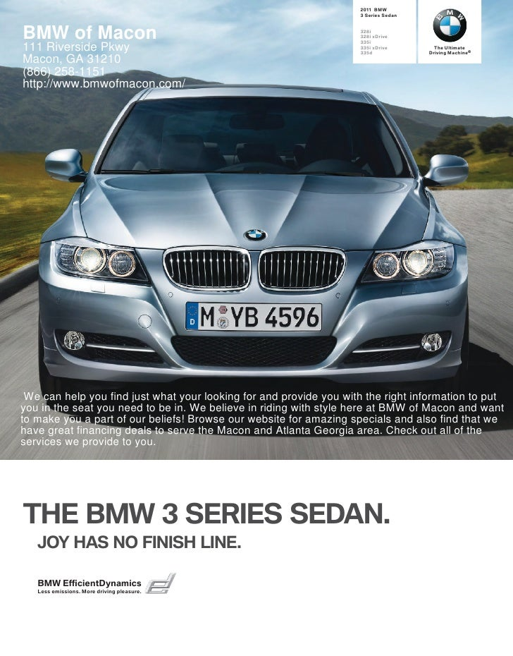  BMW                                                                      Series Sedan    BMW of Macon               ...