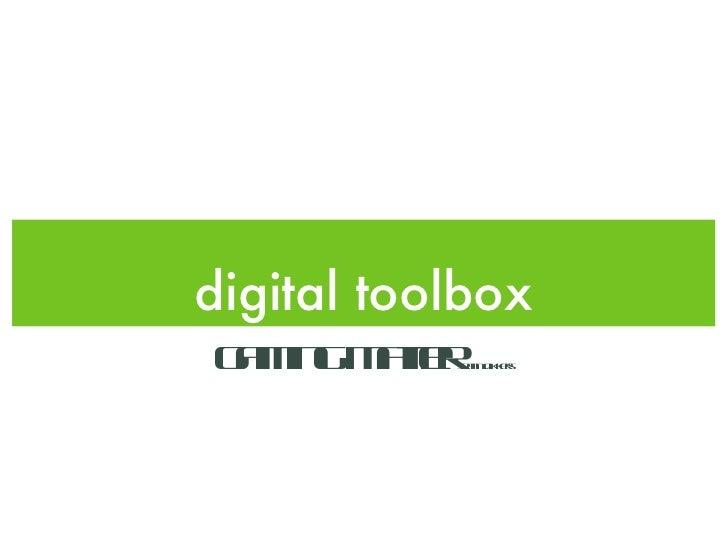 digital toolbox gaming matter   seann dikkers
