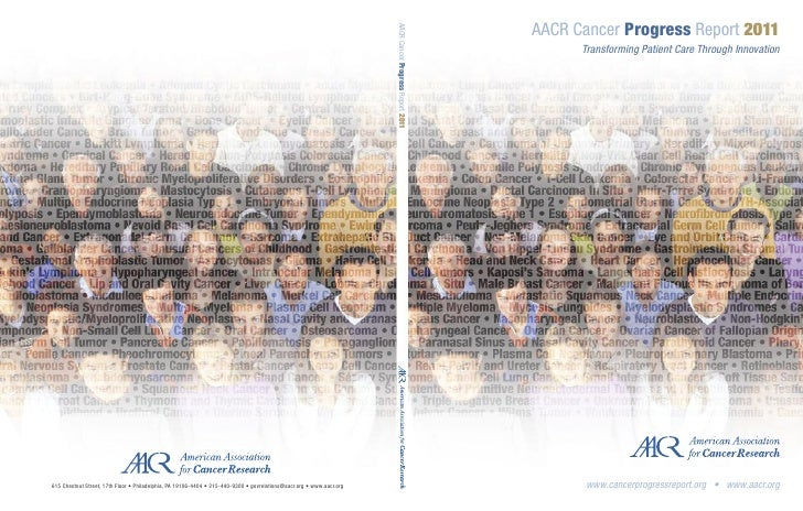 2011 AACR CancerProgressReport_text_web