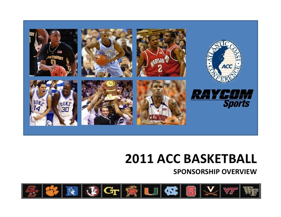 2011 ACC Basketball
